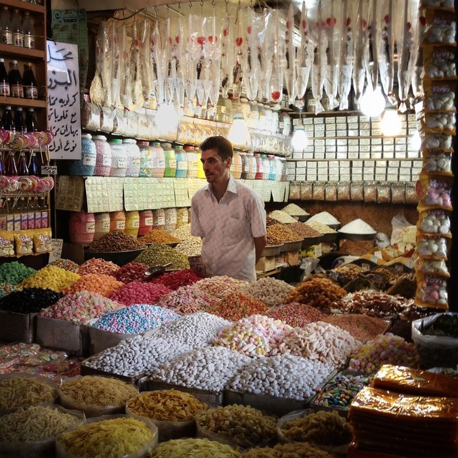 Kedai runcit di Syria